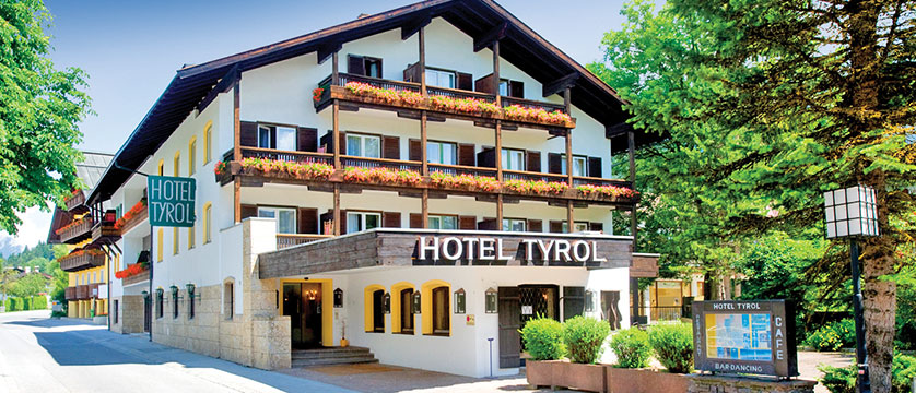 Hotel Tyrol & Alpenhof, Seefeld, Austria - Exterior.jpg